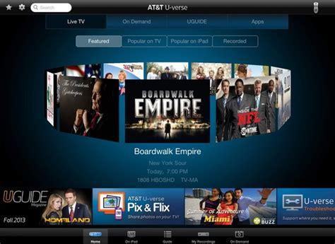 att  verse app  ipad  lets    tv