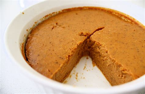 Pumpkin Pie Without Crust Healthy by Sweet Thang We Don T Sugar Coat Things Around Here