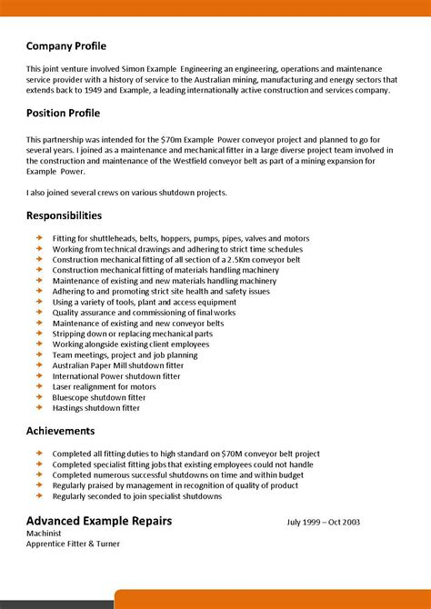 Kitchen Fitter Description by We Can Help With Professional Resume Writing Resume