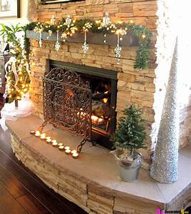 32, Best, Christmas, Mantel, Decoration, Ideas, And, Designs, For, 2020