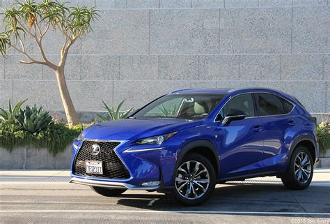 girlsdrivefasttoo  lexus nx   sport review
