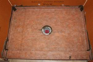waterproof shower floor membrane floor matttroy With shower floor waterproofing membrane