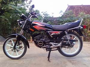Sejarah Rx King Motor Legenda 2 Tak