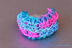 Starburst Bracelet Rainbow Loom