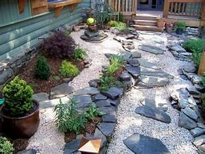 Kies Steine Garten : japanischer garten vorgarten ~ Whattoseeinmadrid.com Haus und Dekorationen