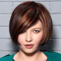 coupe de cheveux boule coiffure carre plongeant effet boule