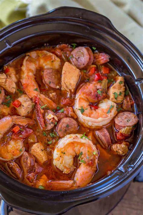 jambalaya cooker slow recipe