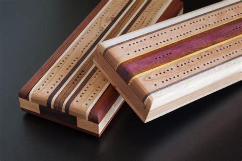sliding lid cribbage board boxes  jenniferglass