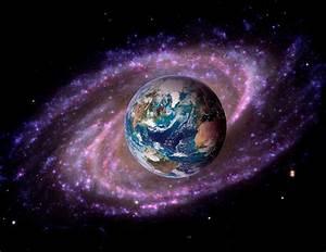 Papier Peint Espace : papier peint terre espace univers galaxy pixers nous vivons pour changer ~ Preciouscoupons.com Idées de Décoration