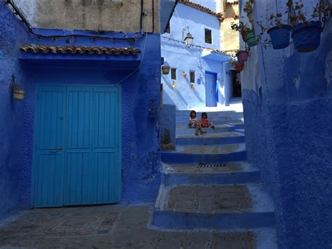chefchaouen morocco  sojourn