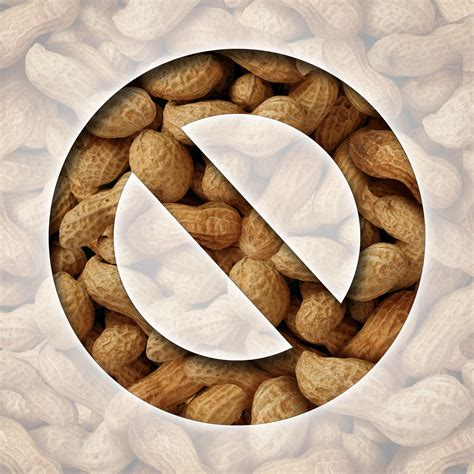 Children Who Eat Peanuts At An Early Age May Prevent