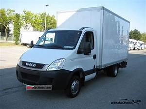 Iveco Daily 35c15 : iveco daily iii 35c15 2010 box photos and info ~ Gottalentnigeria.com Avis de Voitures
