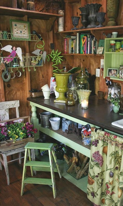 best 25 garden shed interiors ideas on