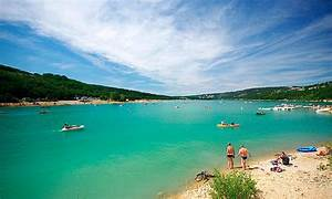 tourisme dans les gorges du verdon canyon du verdon en With lac de sainte croix camping avec piscine
