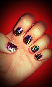 17 Best images about Crackle nails on Pinterest | Nail art ...