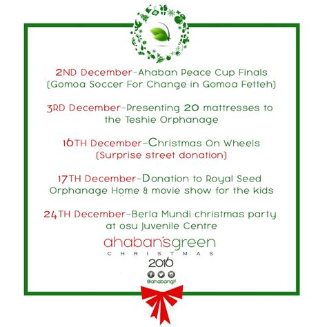 """Ahaban Glf Rounds Up 2016 With 2nd Edition Of """"green"""