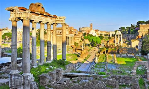 Fori Imperiali Ingresso Sotterranei Di Roma Roma E Lazio Deal Giorno Groupon