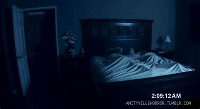 Paranormal Activity Horror Creepy Tv Movies Coming