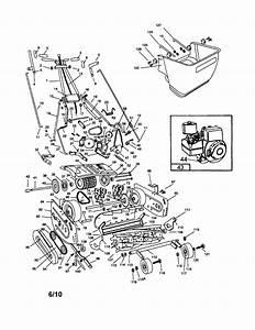 Mclane Front Throw Reel Mower Parts