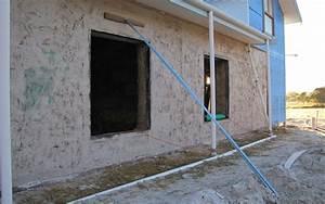 comment nettoyer facade maison best good isolation de With nettoyer un mur exterieur