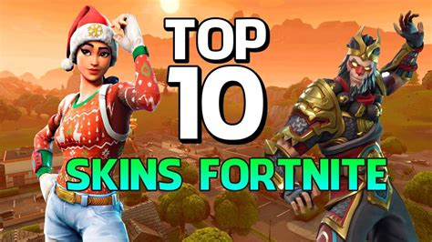 fortnite top  skins mais bonitas doovi