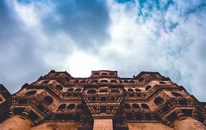 Rajasthan Jodhpur Building Museum British Bottom Fort