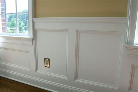 Custom Wainscoting Panels by Wainscoting Panels Stately Recessed Panel Wainscoting