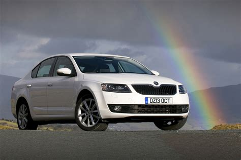 It shares its name with an earlier model produced between 1959 and 1971. The New Skoda Octavia 2014 Review | OSV
