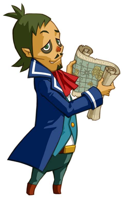 Linebeck Zelda Wiki