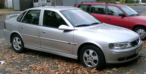 2001 Opel Vectra Comfort 25 V6 Related Infomation