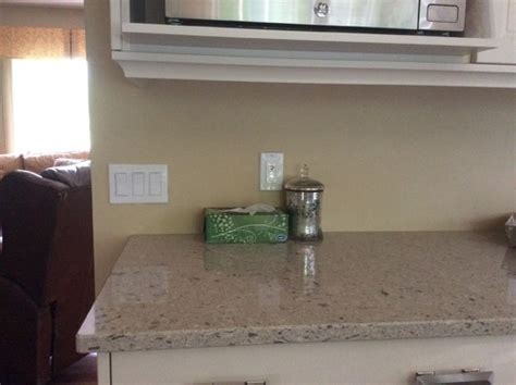 kitchen light switches how would you install backsplash around light switch 2165