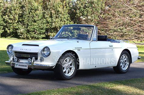 Datsun Sports by Sold Datsun Fairlady 2000 Sports Roadster Auctions