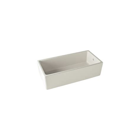 Shaw Farm Sink 36 rohl rc3618bs biscuit 36 quot handcrafted single basin