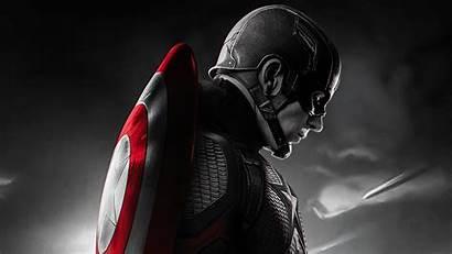 America Captain 4k Wallpapers Pantalla Ultra Grises