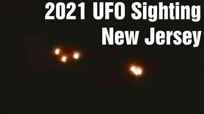 Ufo Sighting Filmed January Unexplained Jersey 1st
