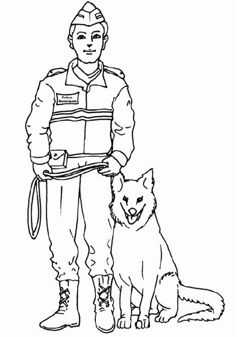 polizei  ausmalbilder