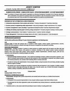 dental sales representative resume template premium With sales representative resume templates free