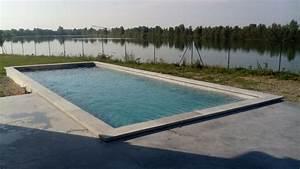 Beton Ciré Piscine : piscines b ton innovations solutions piscines 100 b ton banch rev tements piscine ~ Melissatoandfro.com Idées de Décoration