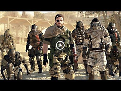 metal gear solid 5 phantom 60 fps multiplayer
