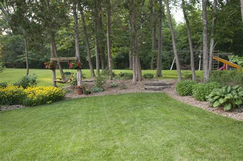 back yard landscapes spring clean your lawn atlanta pest control