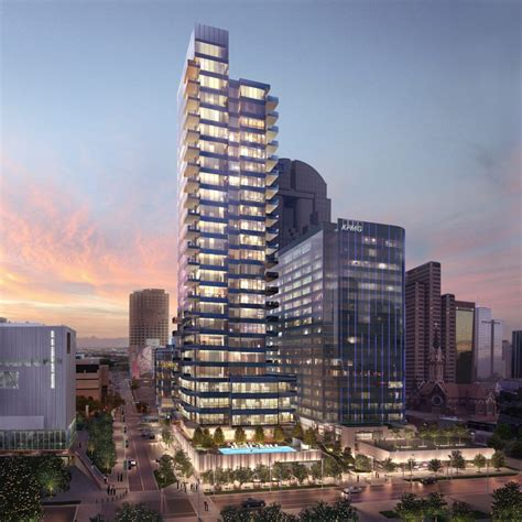 A $250 Million City Changer: New Luxury High-Rise and ...