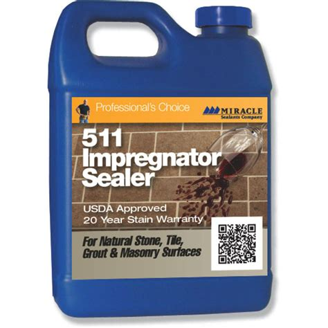 shop miracle sealants company 511 impregnator 32 fl oz