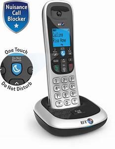 Bt 2200 Nuisance Call Blocker Cordless Home Phone  Amazon