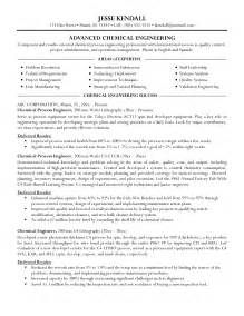 chemical operator resume templates chemical operator resume