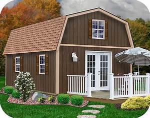 best barns richmond 16x28 wood storage shed kit With 16 x 28 barn kit