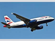 British Airways flight has laser aimed at it moments