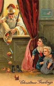 Saint Nicholas Day December 6th
