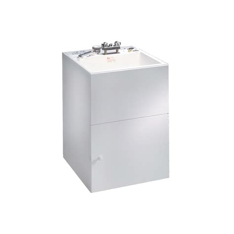 Fiat Laundry Tub by La51 Baked Enameled Laundry Tub To Go With Cabinet