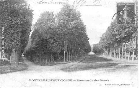 cartes postales anciennes de montereau fault yonne 77130 actuacity