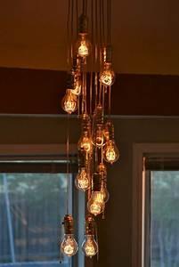 Große Glühbirne Als Lampe : diy gl hbirnen lampe ~ Eleganceandgraceweddings.com Haus und Dekorationen